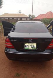 Mercedes-Benz C320 2003 Black | Cars for sale in Nasarawa State, Akwanga