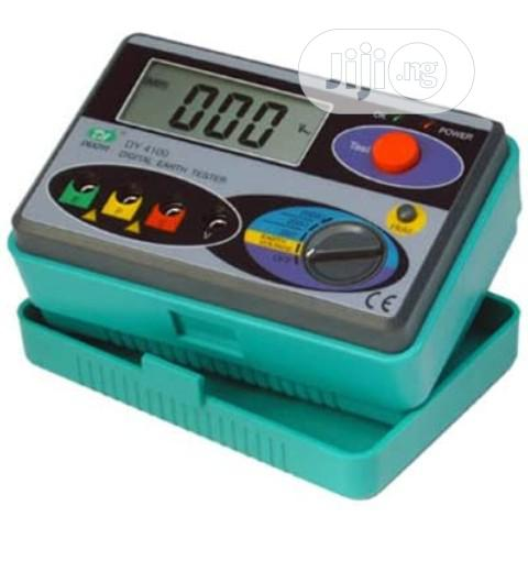 Duoyi DY4100 Digital Earth Resistance Tester