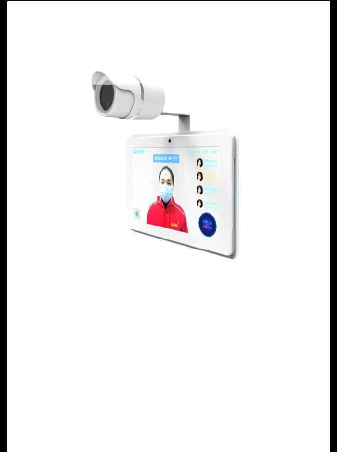 """10.1"""" Thermal Imaging Body Temperature Measurement Face Recognition   Accessories for Mobile Phones & Tablets for sale in Amuwo-Odofin, Lagos State, Nigeria"""