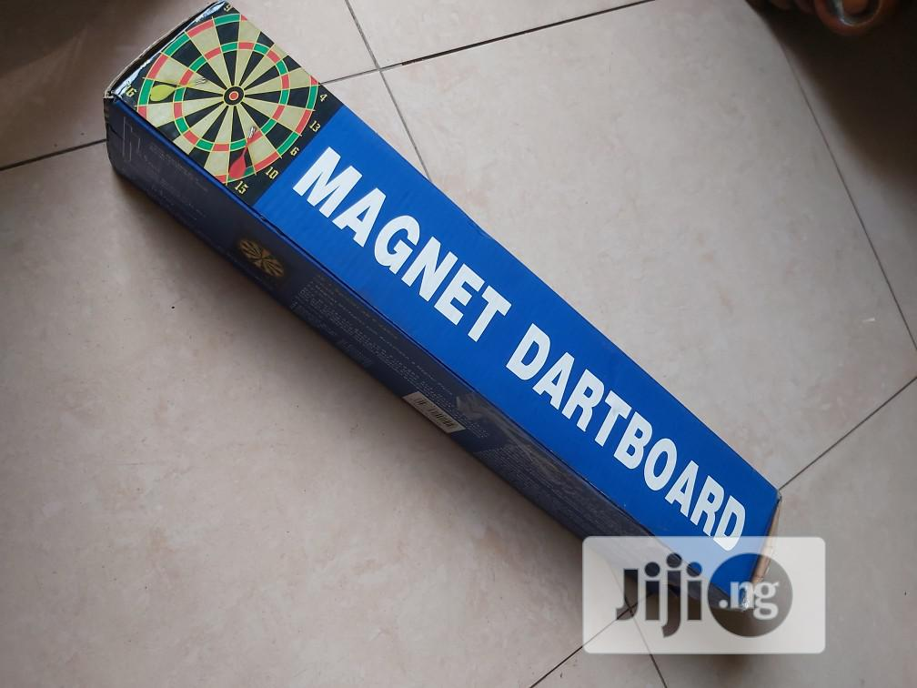Magnetic Dartboard   Books & Games for sale in Agege, Lagos State, Nigeria