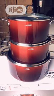 Colored Set of Pot   Kitchen & Dining for sale in Lagos State, Lagos Island