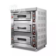 Bakery Equipment 3 Deck 6trays Gas Oven | Restaurant & Catering Equipment for sale in Lagos State, Ojo
