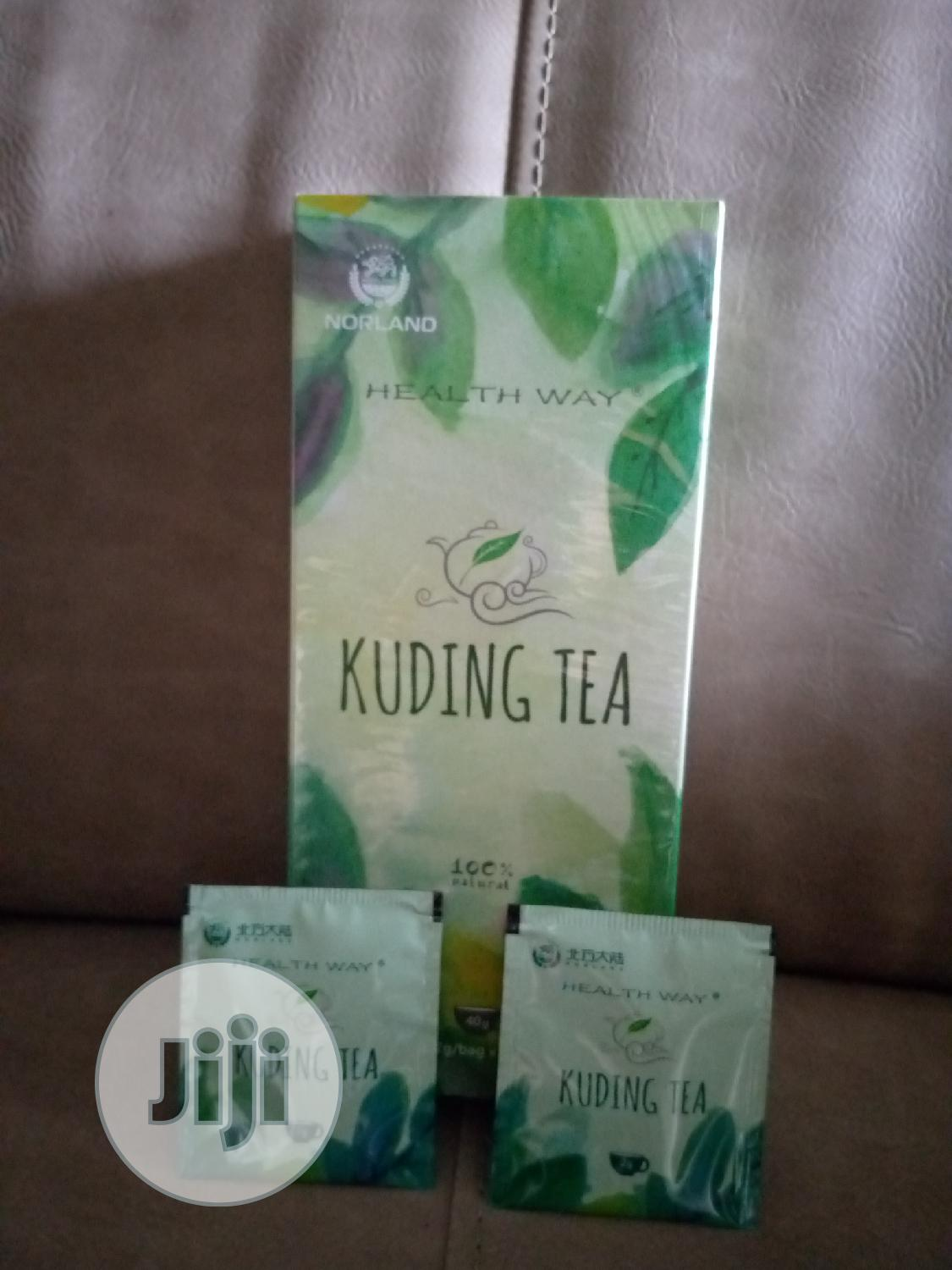 Kuding Tea Reduces Blood Pressure And Cholesterol Also Reduces Weight.