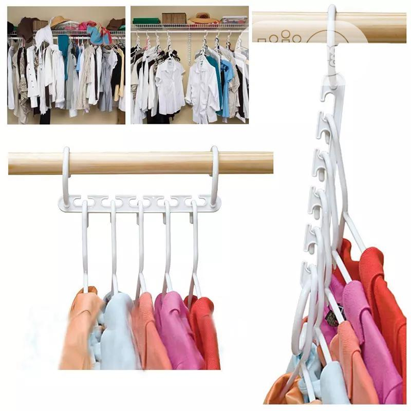 2in1 Unique Hanger | Home Accessories for sale in Ikeja, Lagos State, Nigeria