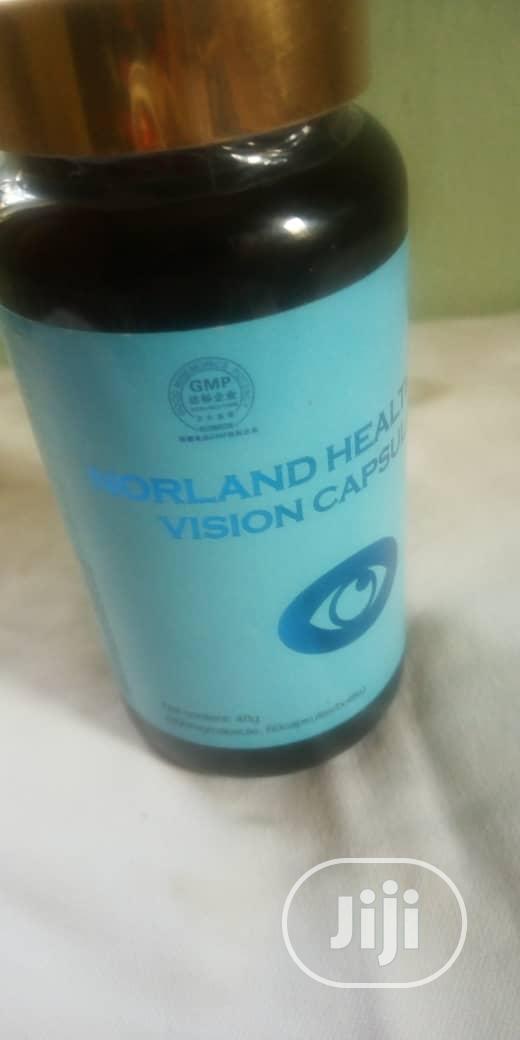 Vision Vital Capsule(Permanent Cure for Glaucoma Cataract)