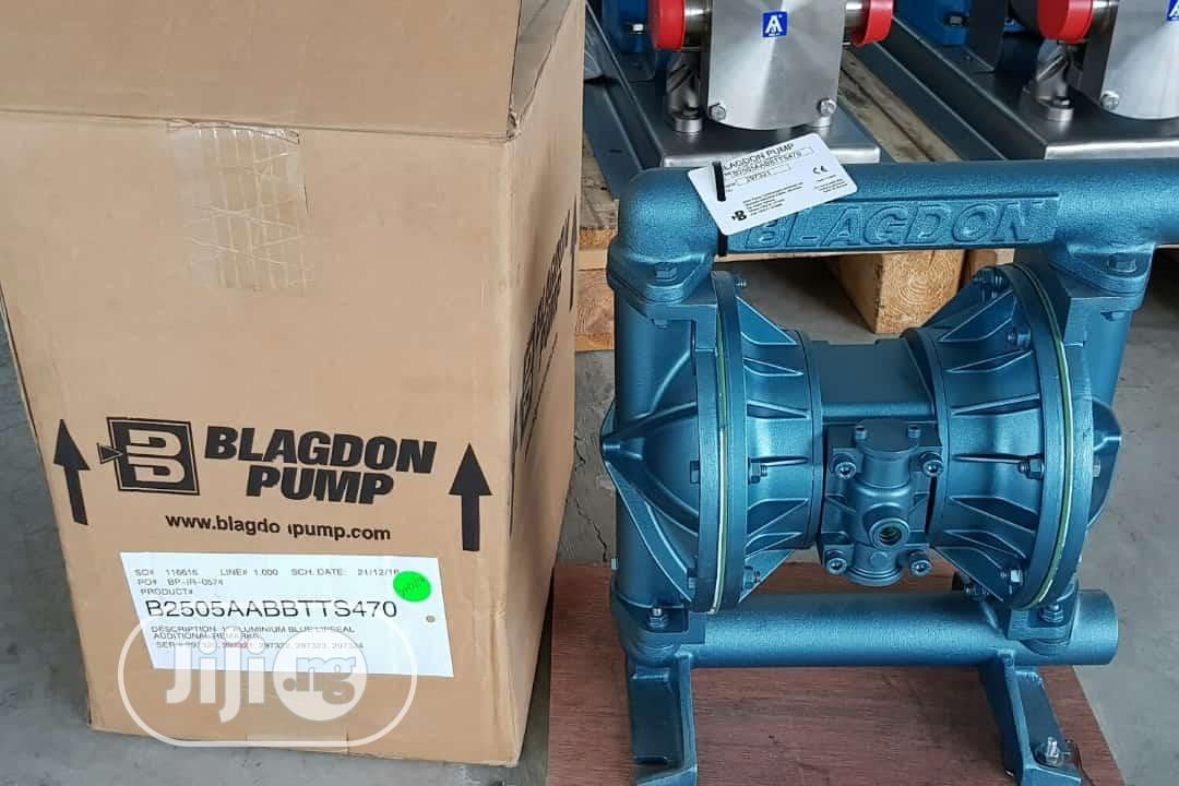 Blagdon Pump For Company High Quality Is Available | Manufacturing Equipment for sale in Ojo, Lagos State, Nigeria