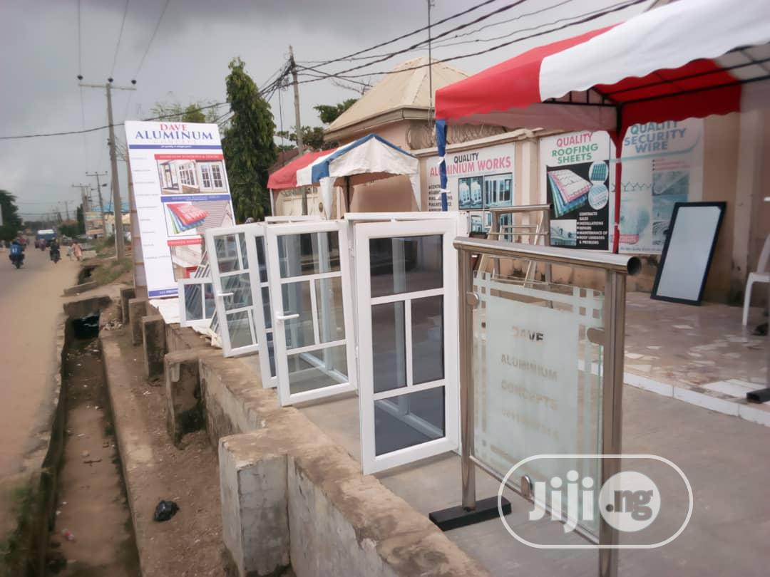 Aluminium Glass, Doors, Windows | Other Repair & Construction Items for sale in Lugbe District, Abuja (FCT) State, Nigeria