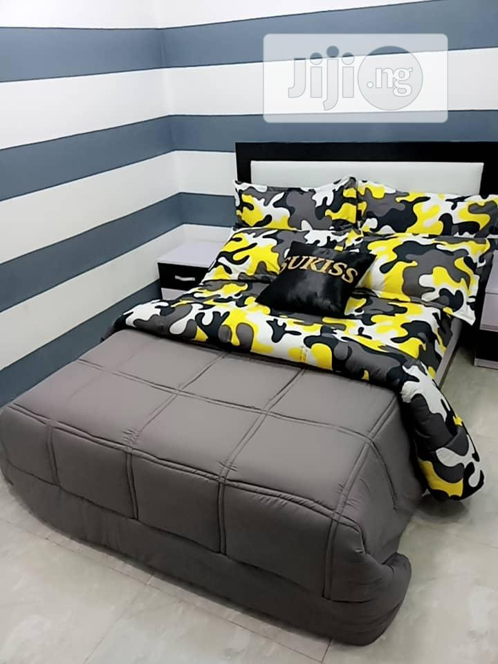 Colourfully Designed Duvet And Bedsheet For All Bed Sizes 6/6