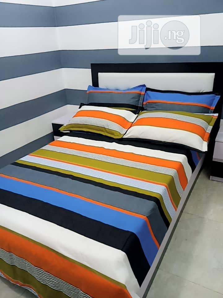 Beautifully Multicolour Duvet Set 6/6