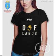 Mayorkun of Lagos T-Shirt | Clothing for sale in Lagos State, Lagos Island