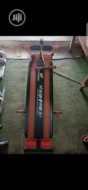Sit Up Bench With Tummy Trimmer | Sports Equipment for sale in Lagos State, Surulere
