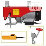 1/2 Ton Electric Wire Hoist Lifting Crane | Manufacturing Equipment for sale in Lagos State, Lagos Island