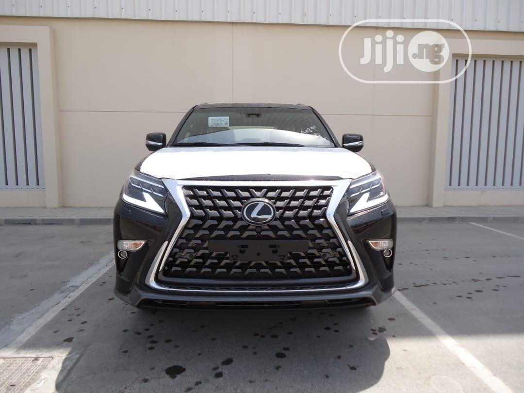 New Lexus GX 2020 Black