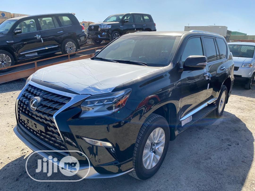New Lexus GX 2020 Black | Cars for sale in Lekki, Lagos State, Nigeria