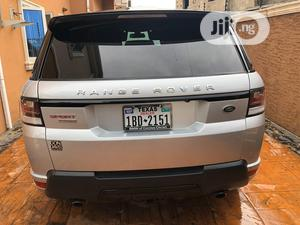 Land Rover Range Rover Sport 2015 Silver   Cars for sale in Lagos State, Magodo