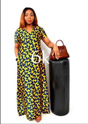 Kemi Silk Gown | Clothing for sale in Lagos State, Maryland