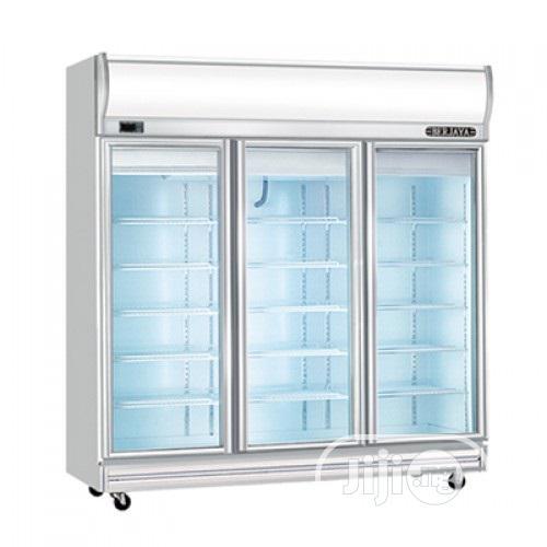 Commercial 3door Display Chiller Fridge
