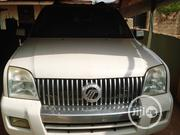 Mercury Mountaineer 2008 Premier White | Cars for sale in Ogun State, Ifo