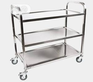 Stainless Trolley   Restaurant & Catering Equipment for sale in Lagos State, Ojo