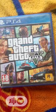 Grand Theft Auto 5 For PS4 | Video Games for sale in Imo State, Owerri