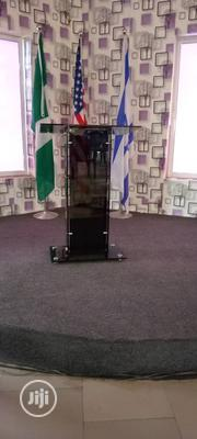 Glass Pupit | Furniture for sale in Lagos State, Ojo