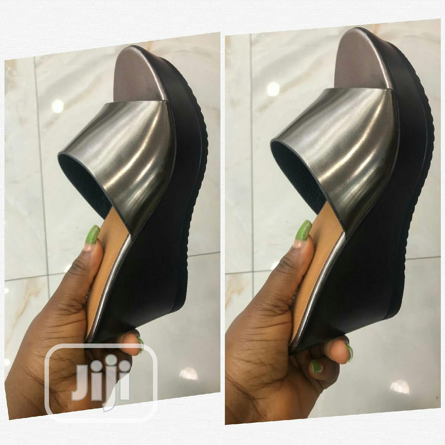 Lovely Heel And Wedge | Shoes for sale in Ajah, Lagos State, Nigeria