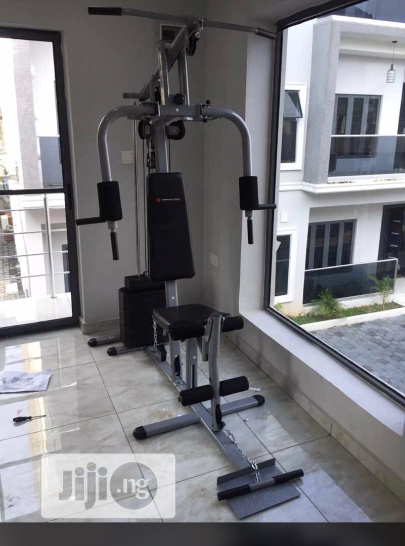 One Station Gym