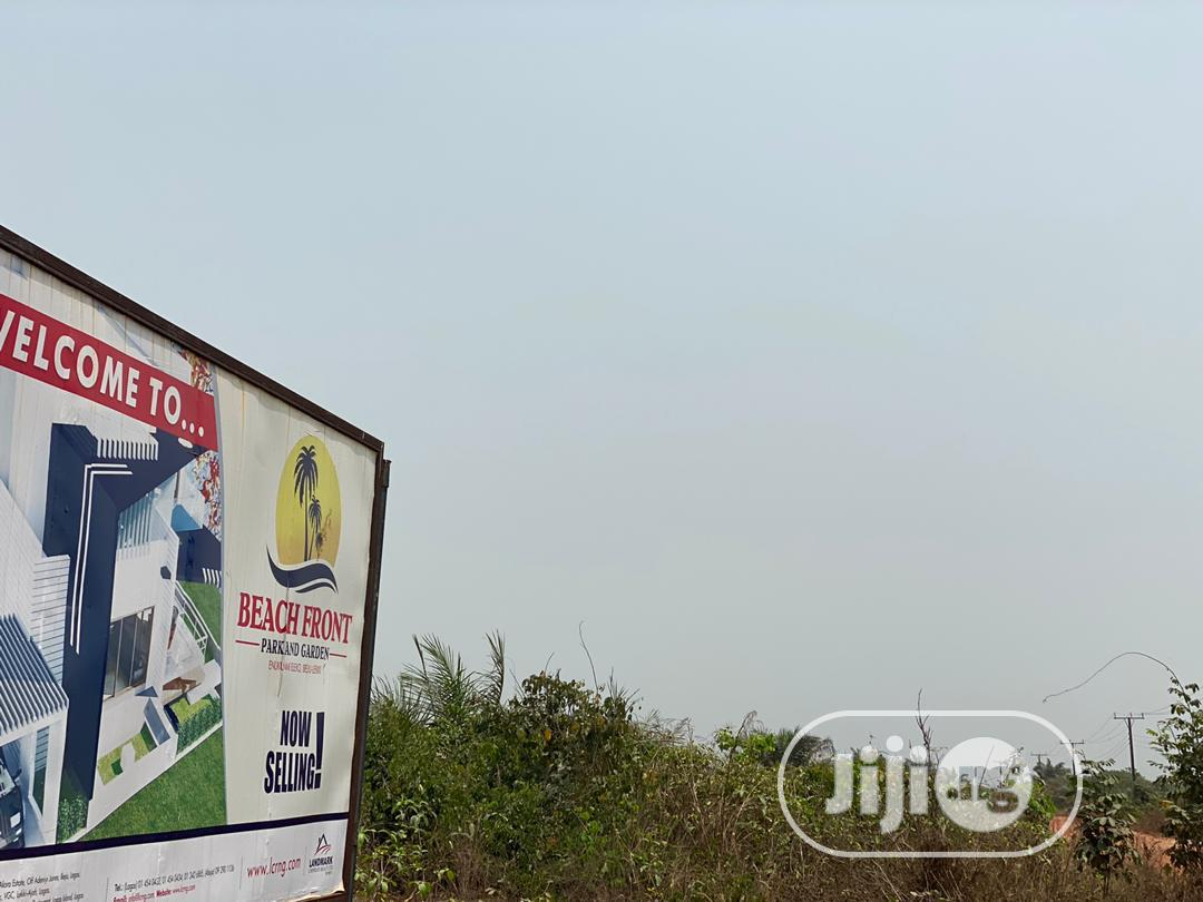 Affordable Plots of Land for Sale With Beachfront   Land & Plots For Sale for sale in Ibeju, Lagos State, Nigeria