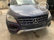Mercedes-Benz M Class 2013 Blue | Cars for sale in Lagos State, Isolo