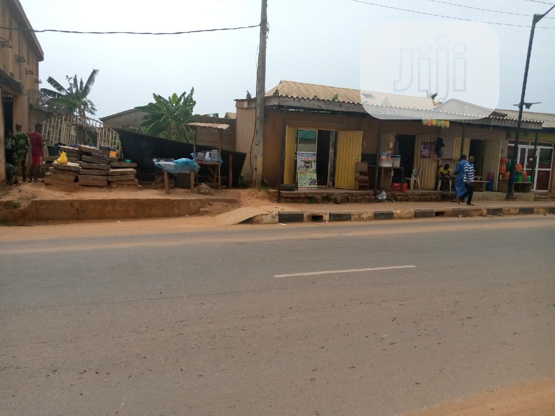 Plot of Land Facing Ikola Road for Sale
