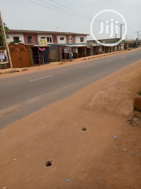 Plot of Land Facing Ikola Road for Sale | Land & Plots For Sale for sale in Alimosho, Lagos State, Nigeria