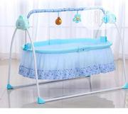 Electric Rocker,Autoswing Crib Cradle Baby Bed | Children's Gear & Safety for sale in Rivers State, Port-Harcourt
