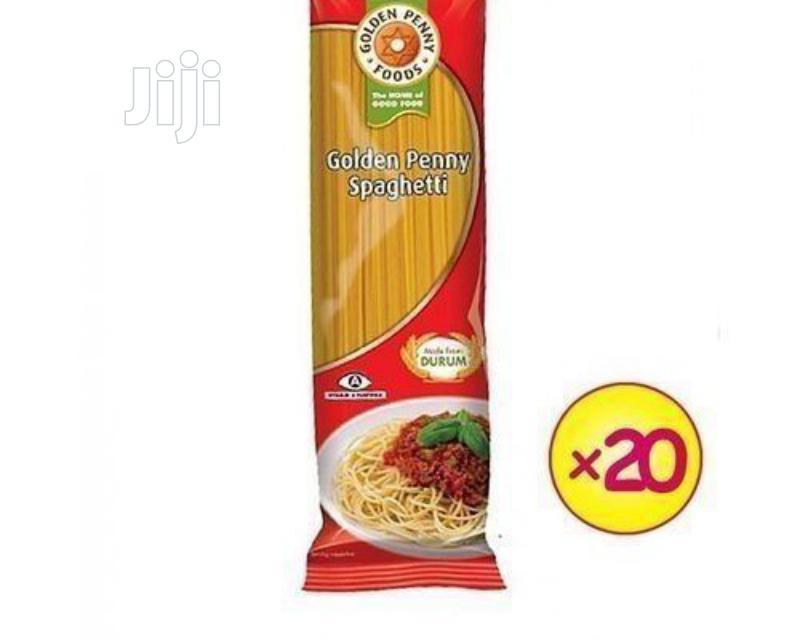 Golden Penny GOLDEN PENNY SPAGHETTI 500g X 20 Sachets (1 Carton)