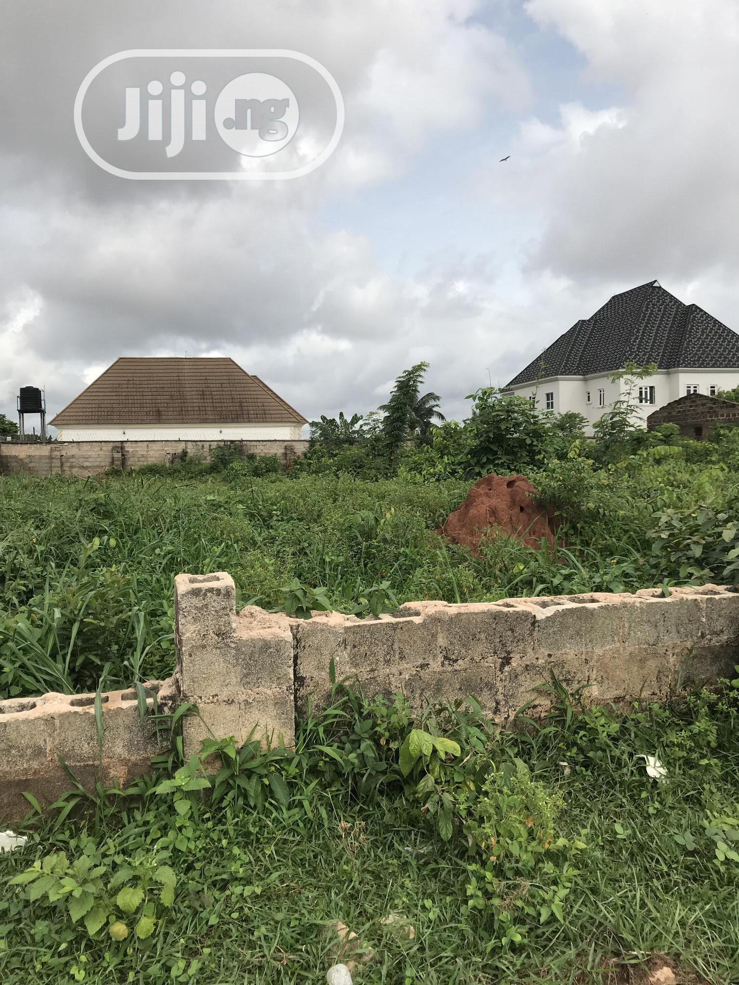 Genuine Plot Of Land Measuring 130x150ft With C Of O For Urgent Sale | Land & Plots For Sale for sale in Benin City, Edo State, Nigeria