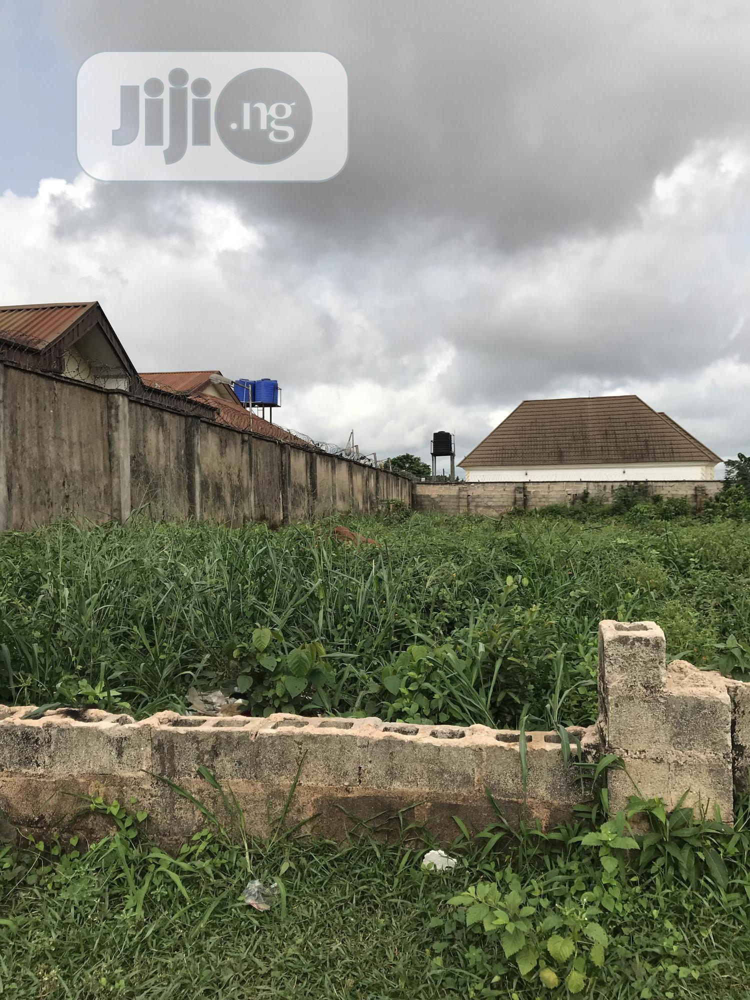 Genuine Plot Of Land Measuring 130x150ft With C Of O For Urgent Sale