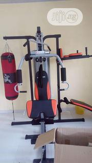 Brand New American Fitness 3 Station Gym | Sports Equipment for sale in Oyo State, Ibadan