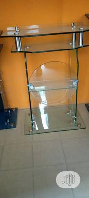Quality Glass Pupit | Furniture for sale in Lagos State, Ojo