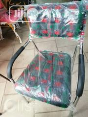 Brand New Imported Leather Office Chair With Metal Leg Stand. | Furniture for sale in Lagos State, Yaba