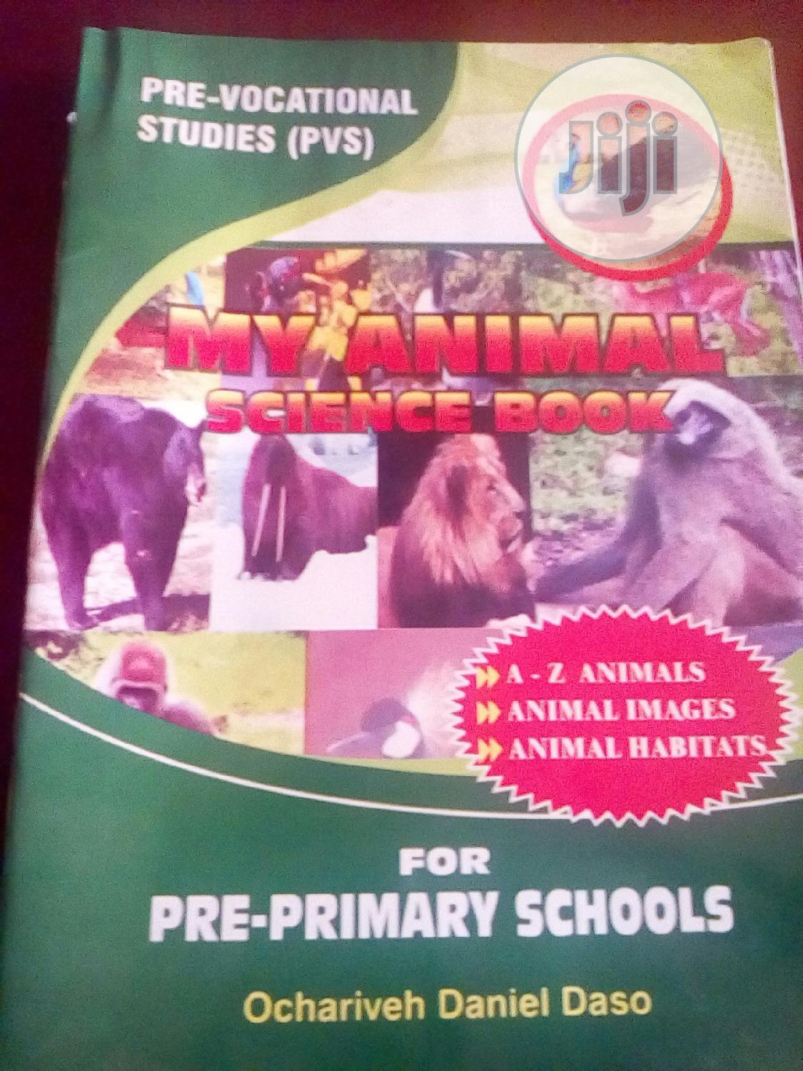 Animal Science Book