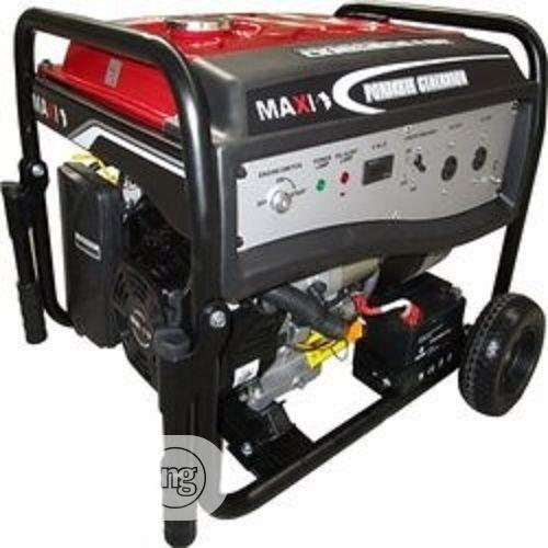 Archive: Maxi 3.1KVA Generator