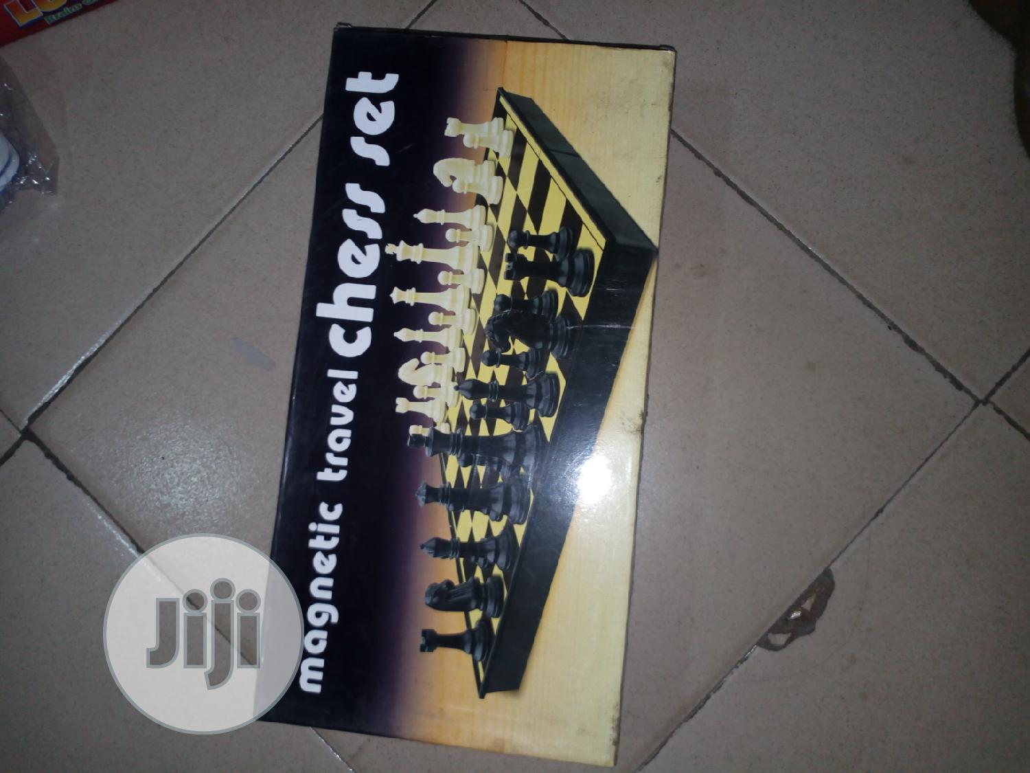 Magnetic Chess Game | Books & Games for sale in Ikeja, Lagos State, Nigeria