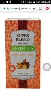 Green Tea With Honey Ginger   Meals & Drinks for sale in Lagos State, Surulere