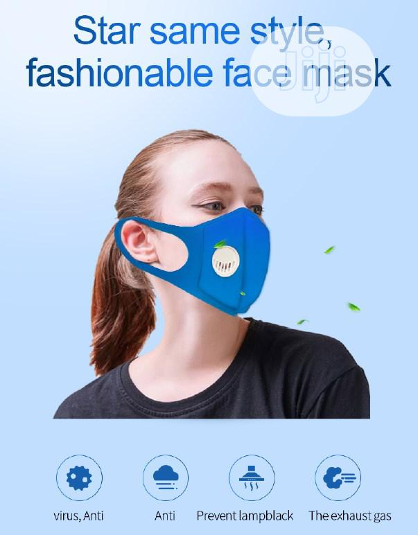 Archive: Nose Mask Respirator