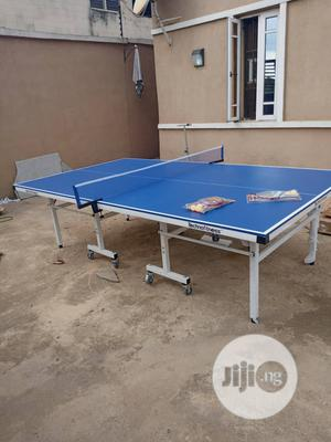 Techno Fitness Outdoor Waterproof Table Tennis Board | Sports Equipment for sale in Lagos State, Surulere