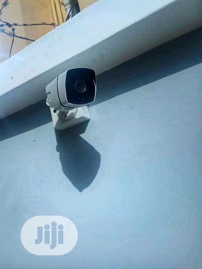 Archive: CCTV Camera Installation