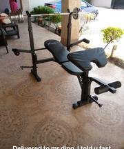 Bunch Press With 50kg Weight | Sports Equipment for sale in Lagos State, Ajah