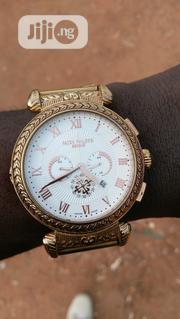 Original Used Rose Gold Philippe Patek for Sale at a Low Price | Watches for sale in Oyo State, Egbeda
