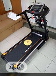 Treadmills De Young 3hp With Massager | Sports Equipment for sale in Lagos State, Ikeja