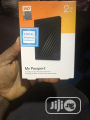 2TB My Passport WD External Hard Drive   Computer Hardware for sale in Lagos State, Ajah