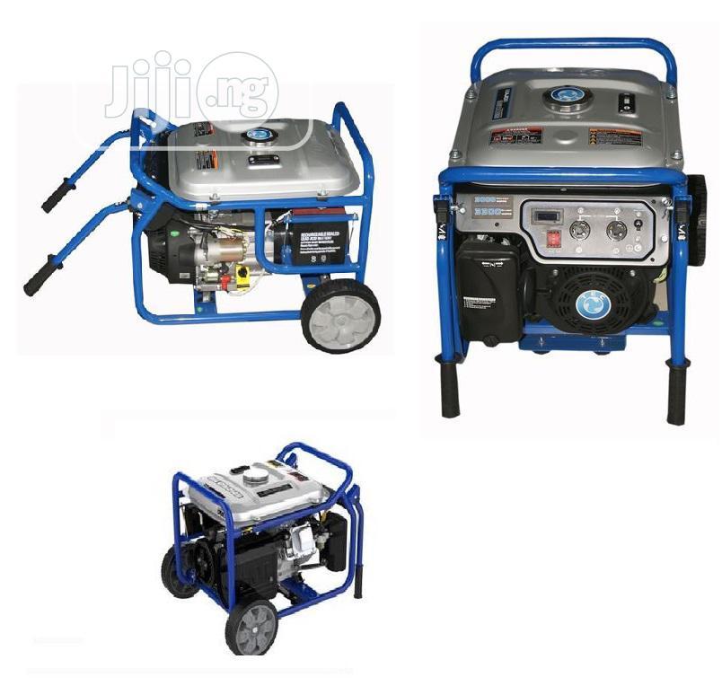 Thermocool 3.5kva Petrol Generator - Major 3500ES